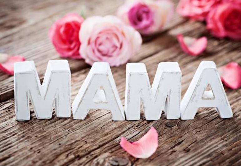 Dla zmarłej matki