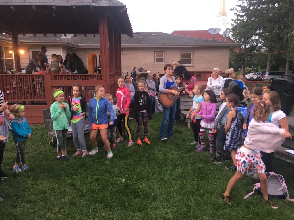Powakacyjne spotkania wspólnot dziecięcych