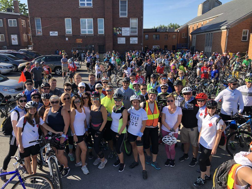 Pielgrzymka rowerowa do Sanktuarium MB Częstochowskiej w Merrillville 09/07/2019
