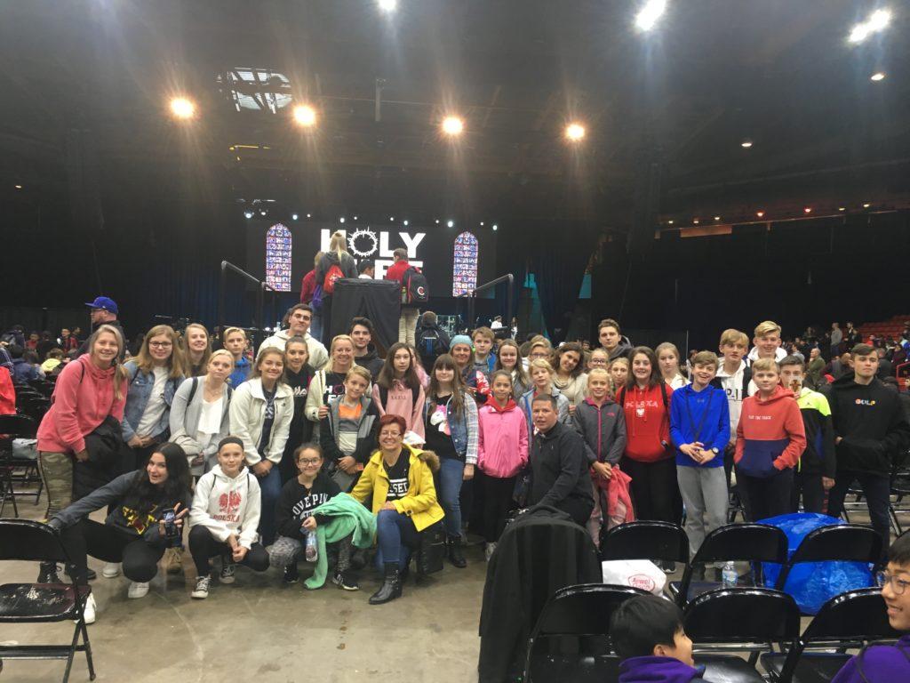 Holy Fire – spotkanie młodzieży
