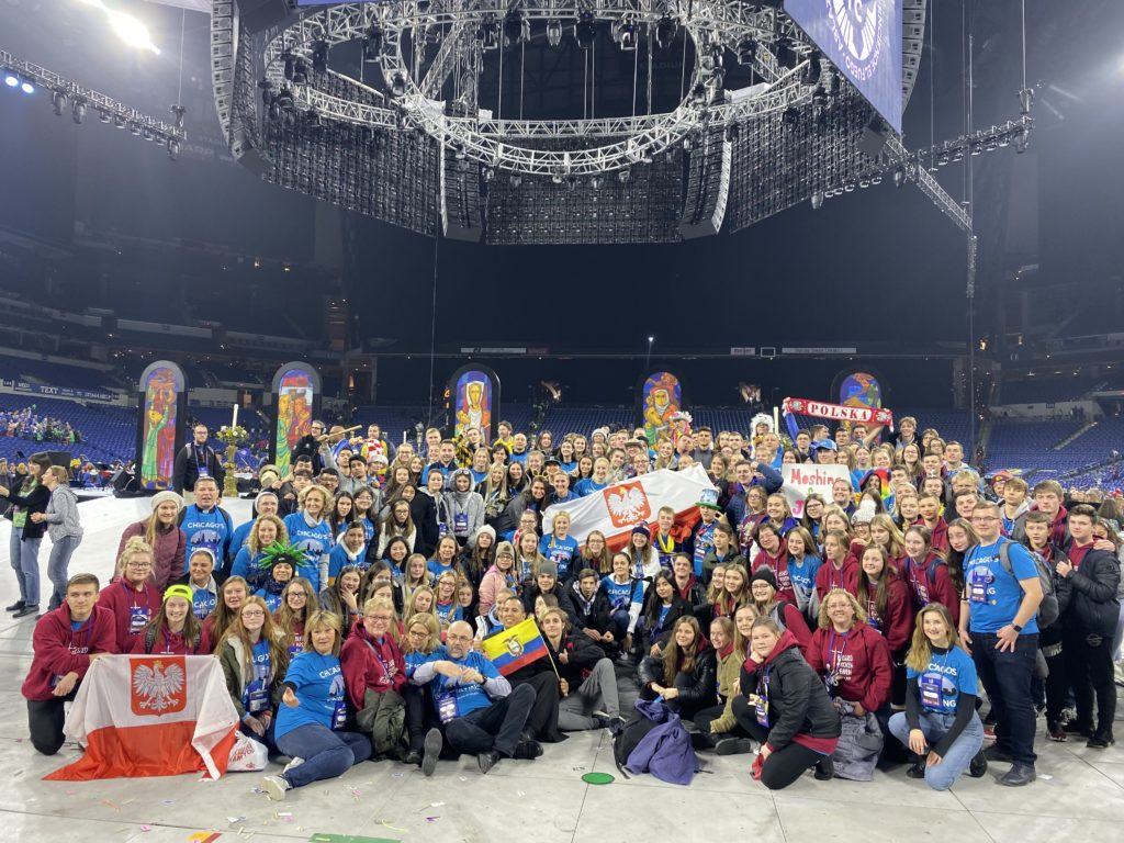 National Catcholic Youth Conference (NCYC) Indianapolis 2019