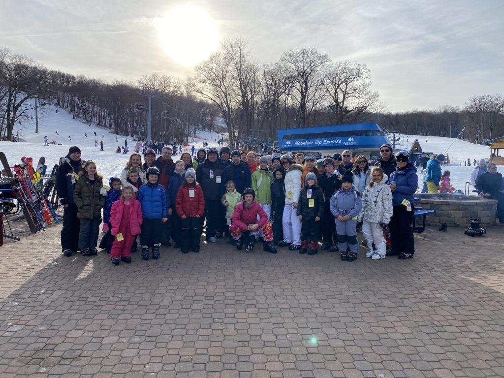 Parafialny wyjazd na narty